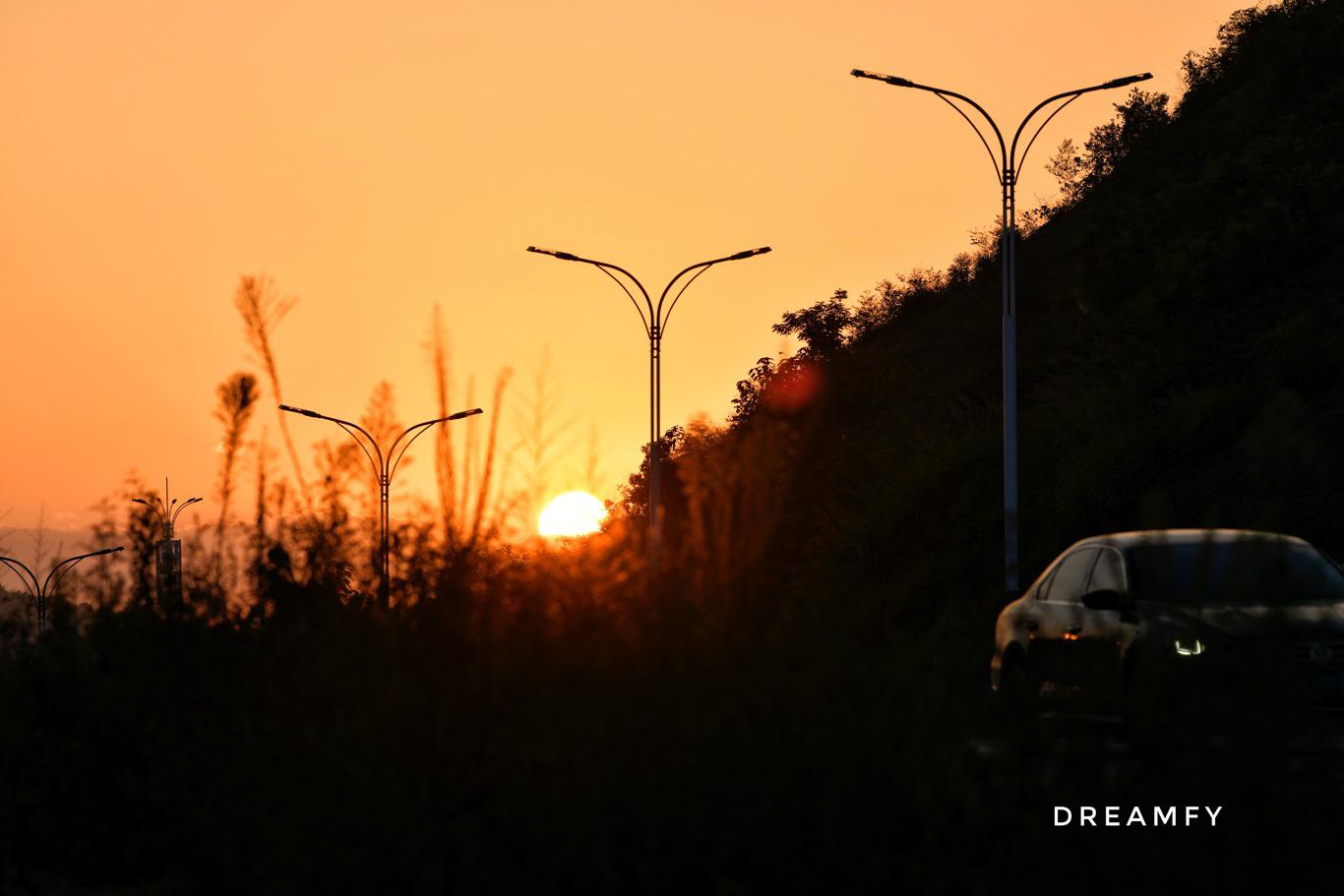 影像志:夕阳红